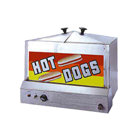 hot dog machine steam wow party rentals. Black Bedroom Furniture Sets. Home Design Ideas