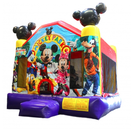 Mickey Mouse Party Games For Kids