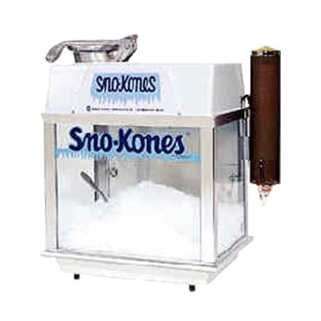 snow cones machine rental