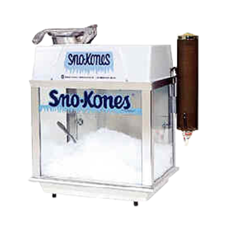 snow cone rental machine