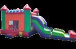 4in1 Rainbow Castle